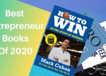 Best entrepreneur books of 2020