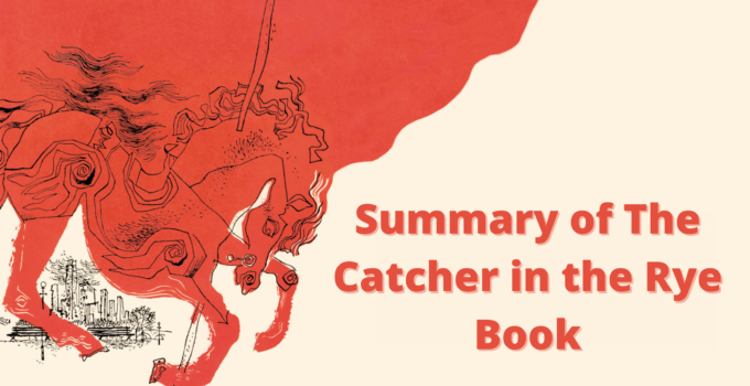 Summary-of-The-Catcher-in-the-Rye-Book