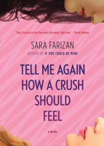 Tell me again how a crush should feel - Books like the Perks of Being a Wallflower
