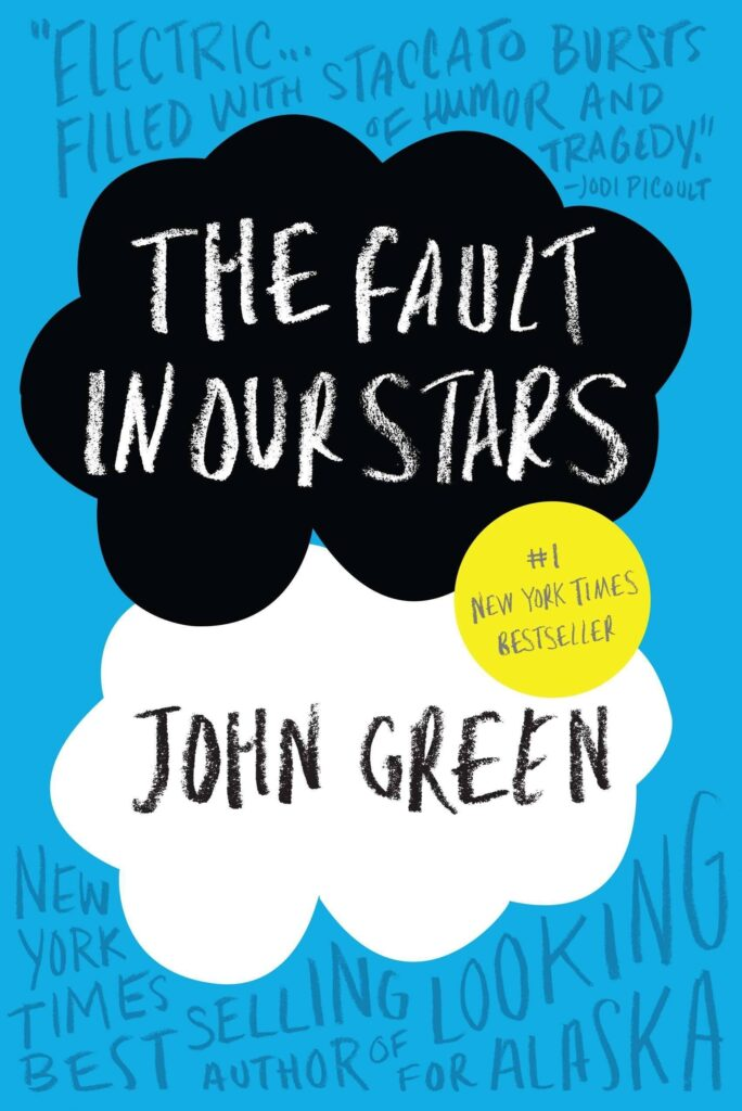 The fault in our star - Books like the Perks of Being a Wallflower