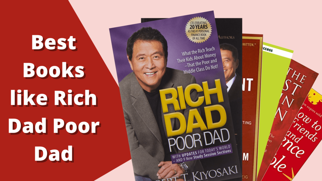 Books like rich dad poor dad