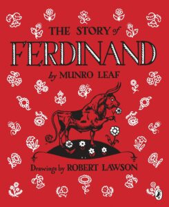 The Story of Ferdinand - By Munro leaf - books for 3 years old