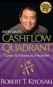 cashflow quadrant by robert kiyosaki - book like rich dad poor dad