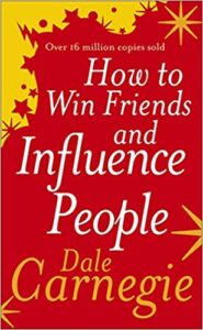 how to win friends and influence people by dale carnegie - books like rich dad poor dad