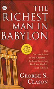 the richest man in babylon by george s. clason - book like rich dad poor dad