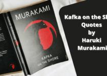 Kafka on the Shore Quotes by Haruki Murakami