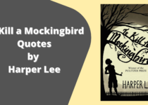 To Kill a Mockingbird Quotes by Harper Lee