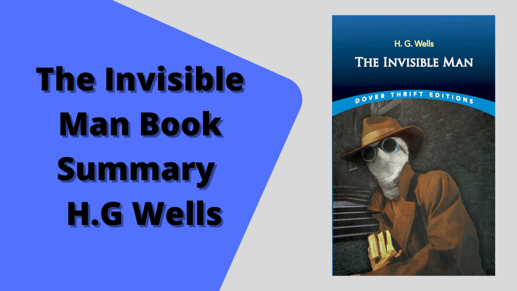 The Invisible Man Book Summary | H.G Wells