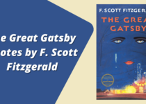 The Great Gatsby Quotes by F. Scott Fitzgerald