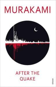 After the quake Haruki murakami books (5)