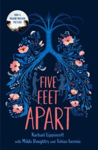 Five feet apart - the fault in our stars
