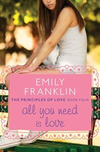 all you need is love by emily franklin - books like the fault in our stars
