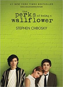 perks of being wallflower by stephen chbosky - books like the fault in our stars